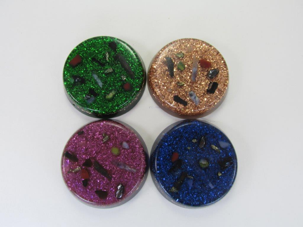 Orgone Pocket Discs